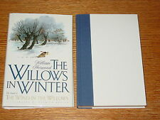 The Willows in Winter William Horwood 1994 1st US DJ