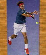 Roger Federer Beach Towel NEW Tennis Player Swiss