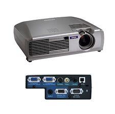 Epson EMP-74L Home Cinema Office PC 3LCD XGA 1500 Lumens Projector USB Audio inb