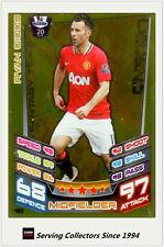 2012-13 Match Attax Legend Foil Card #491 Ryan Giggs (Man Utd)