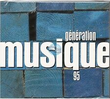 GENERATION MUSIQUE 95 CD PROMO cranberries l7 deus portishead therapy NEUF