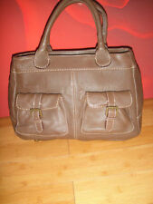 NEXT Leather Outer Handbags with Inner Pockets
