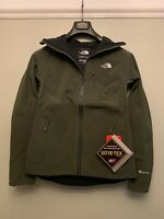 North Face Women's Apex Flex GoreTex 2.0 Jacket, Green, S New With Tags RRP £250