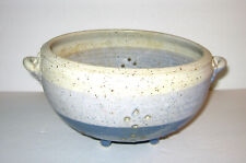 BORN IN THE MORNING POTTERY - Stoneware Earthenware Colander