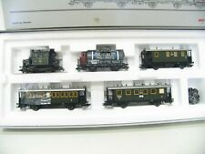 MÄRKLIN 26834 ZUG-SET  WALHALLA der K.Bay.Sts.B.  DIGITAL  NH7972