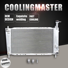 Aluminum Radiator For Ford Taurus Lincoln Continental Mercury Sable V6 88-95 AT