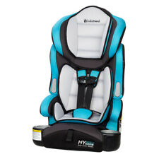 Baby Booster Car Seat 3-in-1 5-Point Safety Padded Harness Light Blue