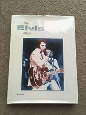Elvis book The Elvis Album by Millie Ridge rare 300 page hardback full of photos