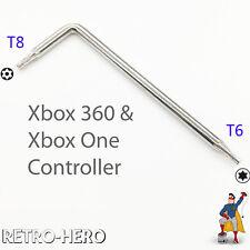 Torx T8 T6 Screwdriver Schraubenzieher Schraubendreher XBOX 360 / One Controller