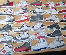 Autocollants Stickers Sneakers Nike Air Jordan