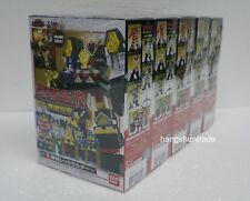 Power Rangers Mighty Morphin Kakuranger Invincible Shogun Megazord Figure Set