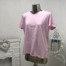 Fransa T-Shirt Ladies Women's Pink UK Size Large SALE