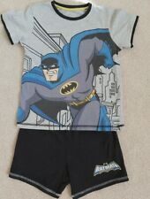 Boys Pyjamas Set  Batman Age 7-8 Yrs Ftom Mothercare In Good Condition