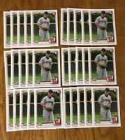 (x30 Lot) Logan Allen 2020 Bowman Draft #51 (1st Bowman) Cleveland Indians RC