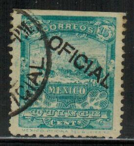 Mexico #O47 1898 Used