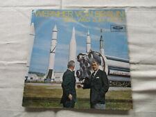 Wernher von Braun Mein Weg zum Mond Vogue LP 1965