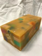 ONE Handmade Soap Loaf - Mango Confetti Shea Vegan