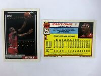 Horace Grant Basketball Card (Chicago Bulls) 1993 Topps #324