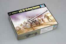 Trumpeter 02305 1/35 WW II German 105mm K18 Kanone Military Plastic Model Kit
