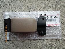 00 - 06 TOYOTA TUNDRA SR5 EXTENDED CAB REAR PASSENGER SIDE WINDOW GLASS LOCK NEW