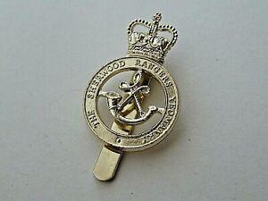 The Sherwood Rangers Yeomanry Staybrite Cap Badge
