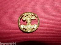 Insigne militaire de béret, coiffure SPAHIS AUBERT 420128