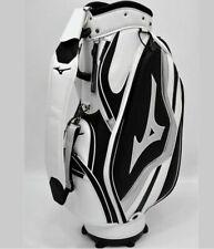 Mizuno 2019 RB Style Men Caddie Bag Cart 9.5in 8.5lb 5way PVC Enamel Black Red