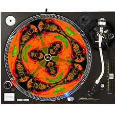 Portable Products Dj Turntable Slipmat 12 inch - Invisible Men