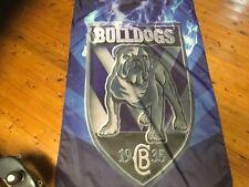 Canterbury bull dogs Banner Sydney FOOTBALL CLUB man cave flag print poster NRL