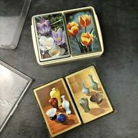 Vintage 4 Sets of Playing Cards Stancraft Minneapolis Institute of Arts Crafting