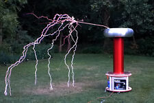 High Power Musical DRSSTC Tesla Coil Reference Design 3.0 PLANS