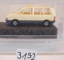 Praliné 1/87 nº 5503 Renault Espace autobús combi taxi OVP #3192