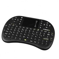 2.4GHz Mini Wireless QWERTY Keyboard Touchpad Mouse Combo for Smart TV Android