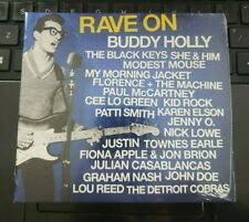 Various Artists - Rave On Buddy Holly CD Promo Sealed ! New !
