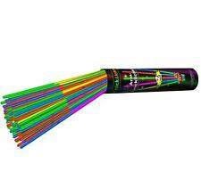 100 zweifarbige arm Knicklichter Multicolor mit Doppelfarbkammer