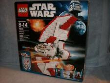 Jedi T-6 Shuttle Clone Star Wars Saesee Tiin Shaak Ti Obi Wan Anakin Lego 7931