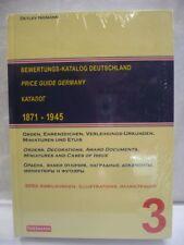 Bewertungskatalog Deutschland 1871-1945, Niemann 3.Auflage- Niemann Katalog