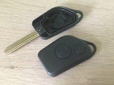 Para Citroen Saxo Picasso Xsara Berlingo 2 botón remoto clave Shell estuche y hoja