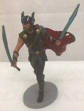 Disney Store THOR Avengers FIGURINE Cake TOPPER Ragnarok Marvel Toy NEW