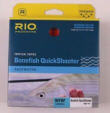 Rio Bonefish QuickShooter WF8F High-Vis Free Expedited Shipping 6-20288