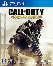 Used PS4 Call of Duty: Advanced Warfare [subtitles] Import Japan