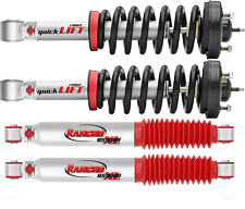 RANCHO 2 FRONT & 2 REAR STRUT & SHOCK ABSORBERS FOR TOYOTA TACOMA 2WD/4WD