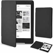 Forefront Cases® Smart Shell Case Cover Wallet for Kobo Aura One