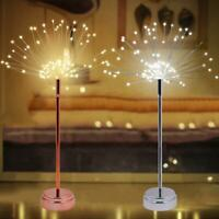 Firework LED String Light Battery Operated Decorative Fairy Garland Lamp JF#E