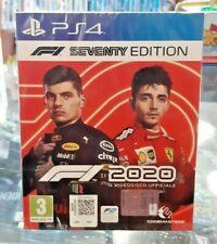 Codemasters Ps4 F1 2020 - Seventy Edition