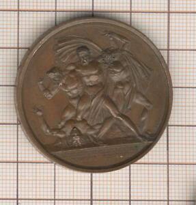 Napoleon Medal de La Battle Of Champaubert ( Marl) 1814 By Bremer