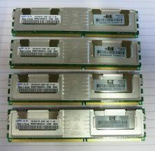 HP Samsung M395T2953GZ4-CE66 4GB (4x1GB) PC2-5300 DDR2-667MHz ECC CL5 Memory
