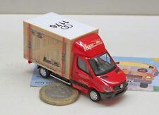 """Herpa 093286Mercedes-Benz Sprinter Koffer """"Spedition Wirtz""""  #"""