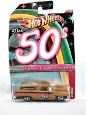 Hot Wheels The 50s Cars of the Decades 8 Crate W1466-0910 New in box
