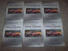 2007 Dodge Ram Truck 2500 3500 Service Repair Manual ST SLT 5.9L 6.7L Diesel